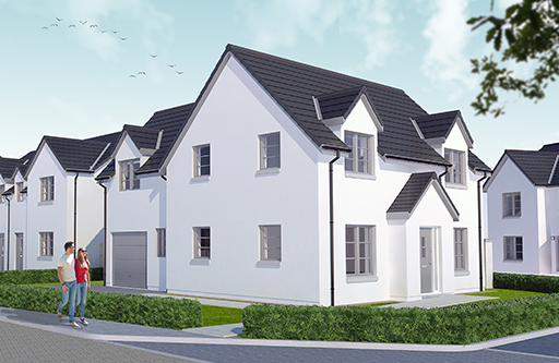 Plot 13 - The Birse - Balgillo Heights