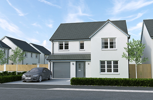 Plot 16 The Lomond Balgillo Heights