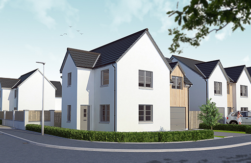 Plot 18 - The Strathbeg - Countesswells