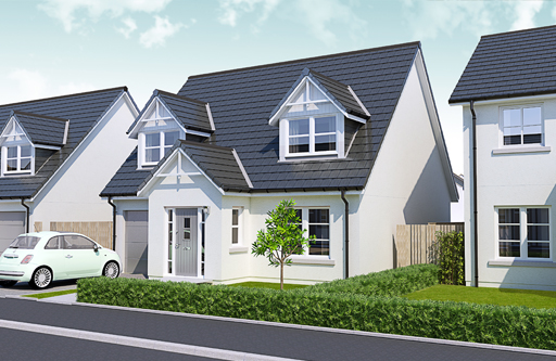 Plot 25 - The Craig - Cowdray Meadows