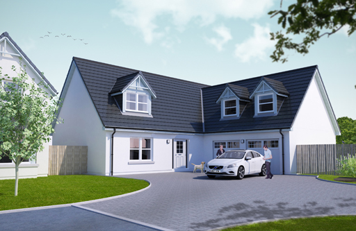 Plot 10 The Strathdon The Brambles
