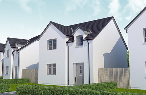 Plot 46 The Potarch The Braes