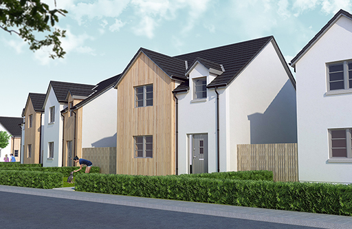 Plot 27 - The Potarch - Countesswells