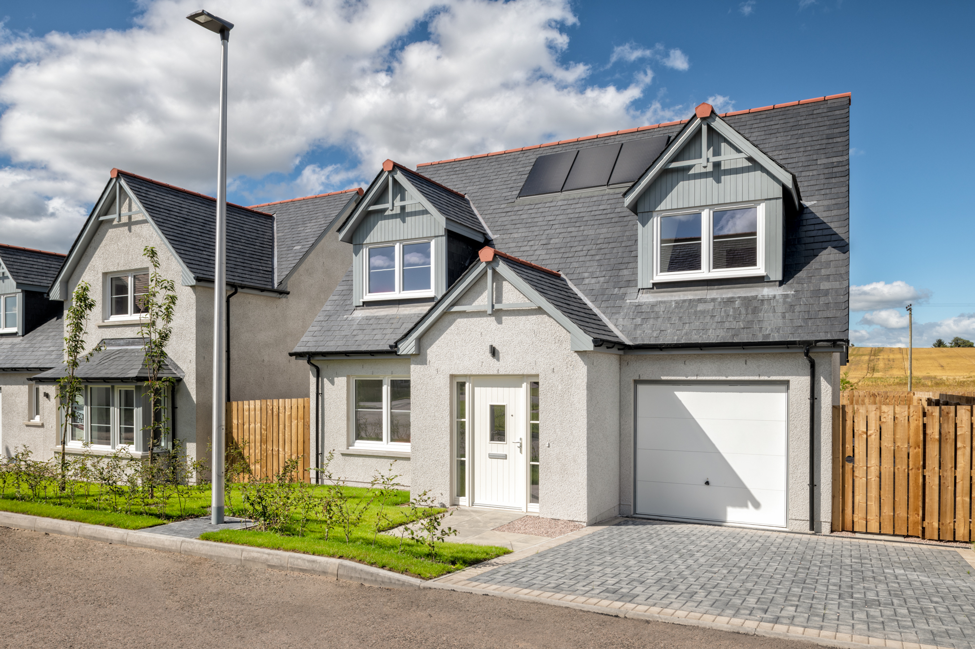 Plot 27 - The Craig - Cowdray Meadows