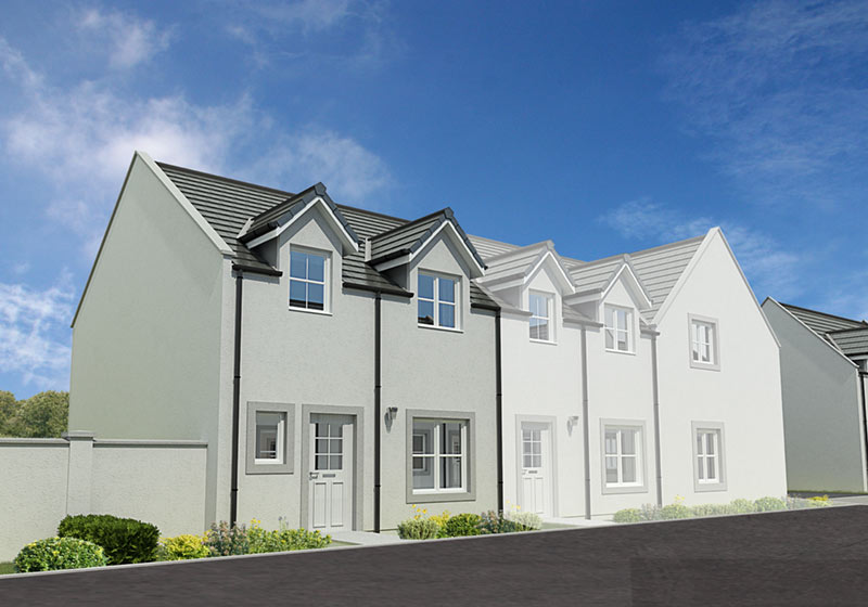 Plot 40 - The Tewel - Charleston Grange