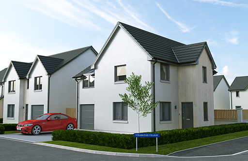 Plot 9 The Strathbeg Strabathie Village