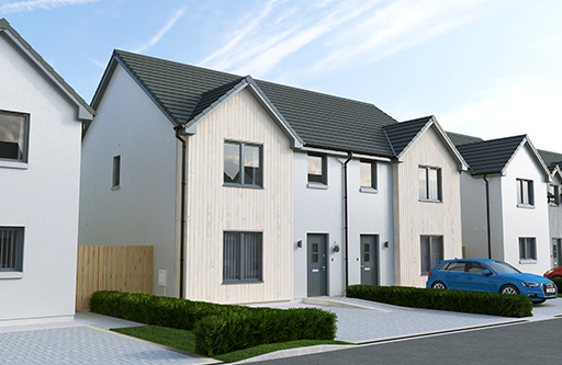 Plot 19 The Tewel Strabathie Village