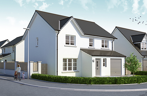 Plot 13 The Atholl The Fairways