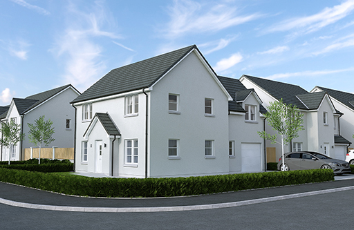 Plot 38 The Birse The Fairways