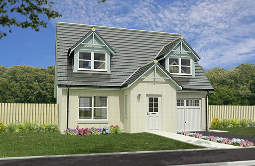 Plot 15 - The Craig - Cowdray Meadows