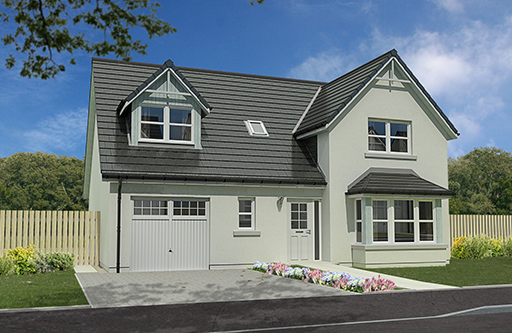 Plot 14 - The Crovie - Cowdray Meadows
