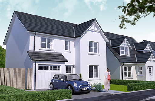 Plot 44 The Buchan Charleston Grange
