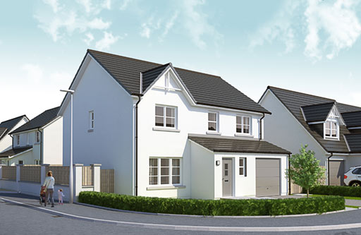 Plot 162 - The Atholl - Kingsford Rise