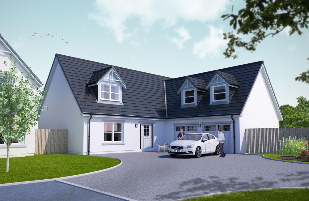 The Strathdon, Phase 4 - Ury Estate