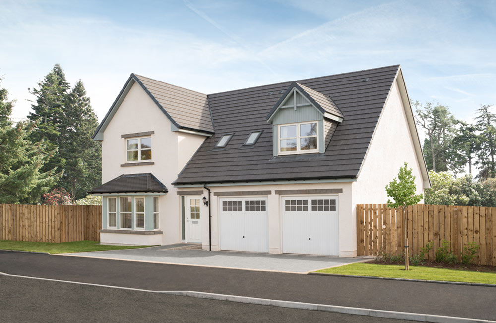 Plot 84 - The Marr - Balgillo Heights